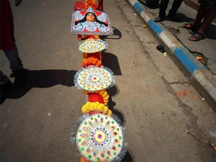 37 pally sarbojanin durgotsab o saradiya sammelan 2018