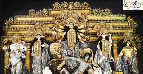 khidderpur 75 pally sarbojanin durgotsab committee images 2017