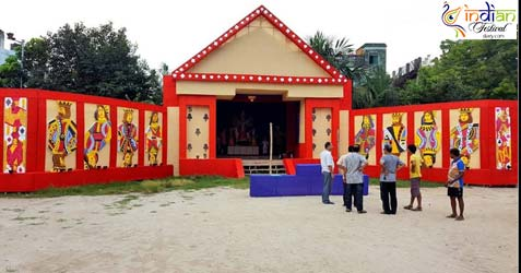 Baghbazar Palli Puja O Pradarshani 2017
