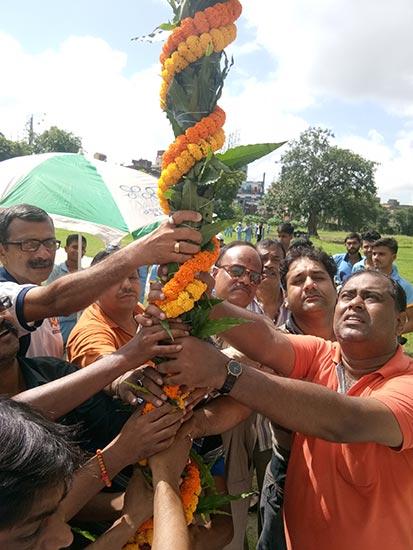 Bandhudal Durgotsob [Bandhudal Sporting Club Durga Puja] 2018