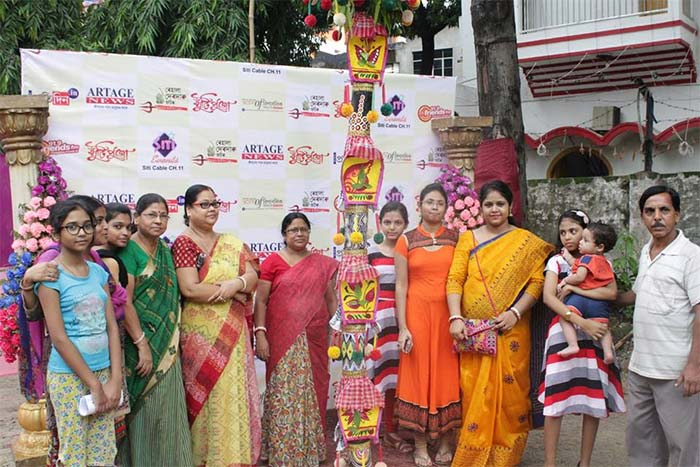 Behala Debdaru Fatak Durga Puja 2018
