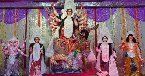 bengali association durga puja