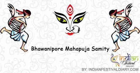 bhawanipore mahapuja samity images 2019