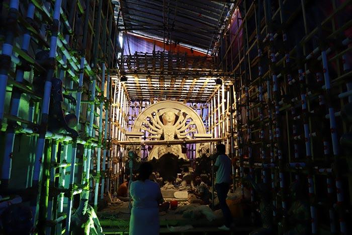 Bhowanipur 75 Palli Durga Puja 2018