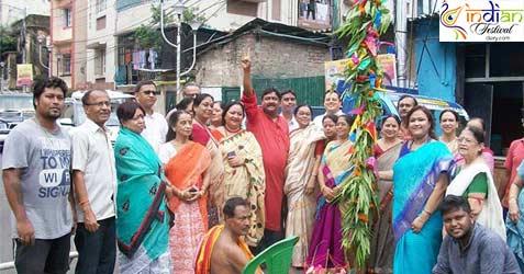 Bhowanipur Muktadal Durga Puja 2017