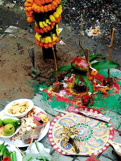 Bhowanipur Students Club Sarbojanin Durga Puja 2018