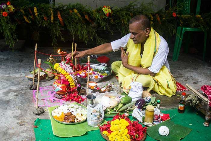 Bhowanipur Swadhin Sangha Khuti Puja 2017