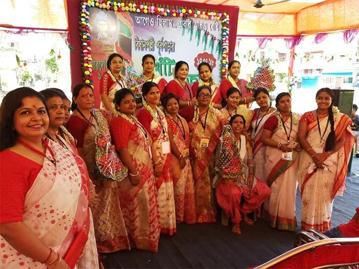 Bidhanpally Purbapara Sarbojanin Durgotsav Committee 2018
