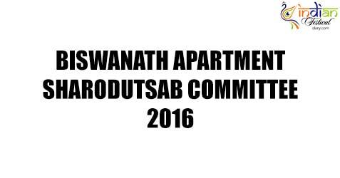 Biswanath Apartment Sharodutsab Committee 2016