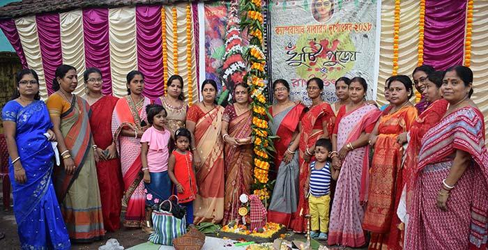 Campbagan Sadharan Durgotsav [Campbagan Netaji Sangha Durga Puja] 2018
