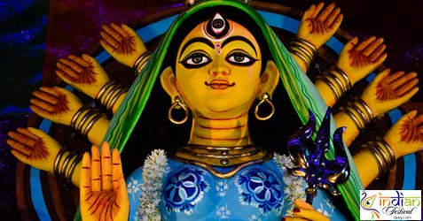 central calcutta youth association durga puja committee