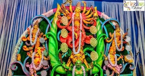 chandannagar nabagram sarbojanin images 2019