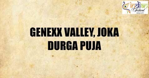 genexx valley durga puja images 2019