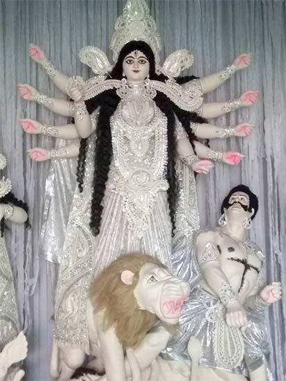 Ghoshpara Sankalpa Sangha Durga Puja 2017