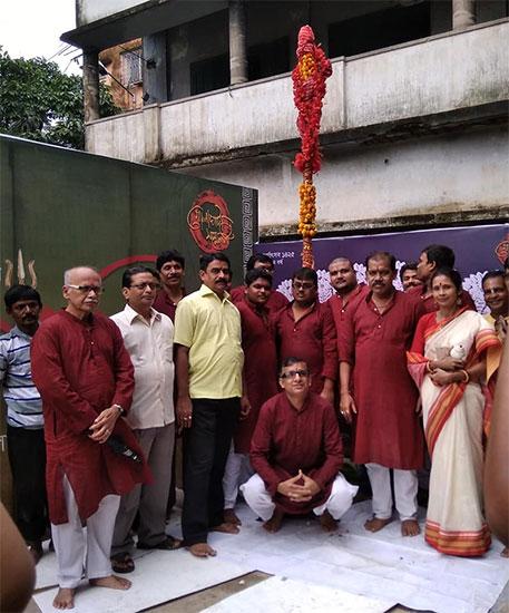 Golaghata Sammilani Durga Puja 2018