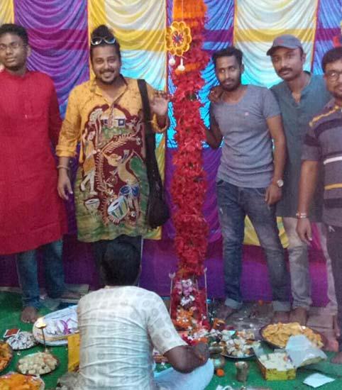 Haridevpur New Sporting Club Durga Puja 2018