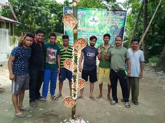Haru Chandra Sporting Club Durga Puja 2018
