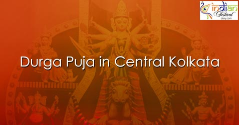 List of Durga Puja in Central Kolkata