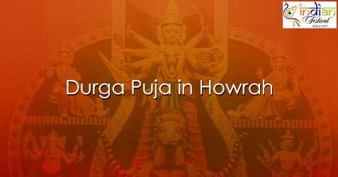 List of Durga Puja in Howrah