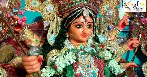 Interact Club of Chowringhee High School Sarbojanin Durga Puja 2019