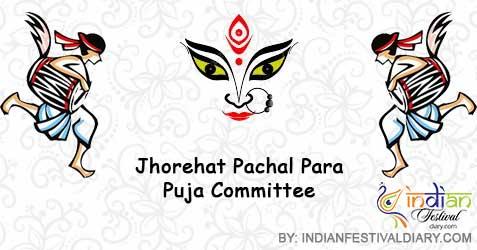 Jhorehat Pachal Para Puja Committee 2019