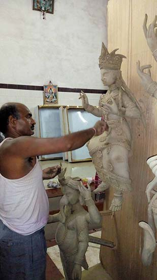 Kamardanga Sisu Sangha Durga Puja 2017
