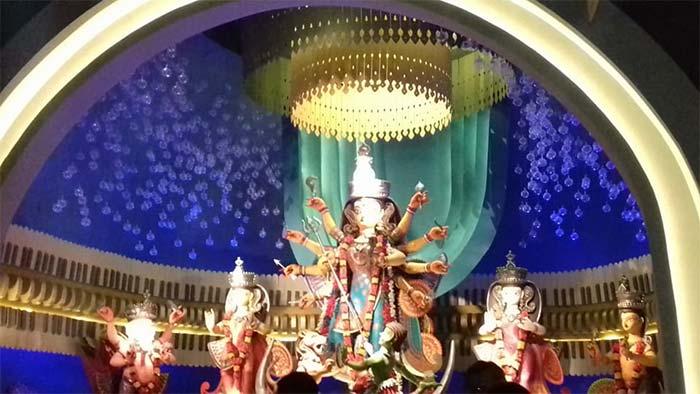 Kashi Bose Lane Durga Puja Committee 2017