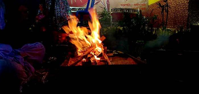 Kidderpore Pally Saradiya Durga Puja 2018