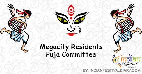 megacity residents puja committee