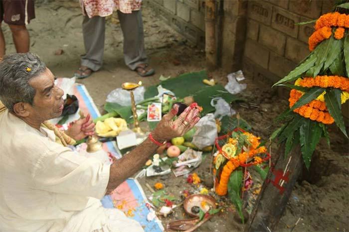 Nabarun Sangha Durga Puja 2017