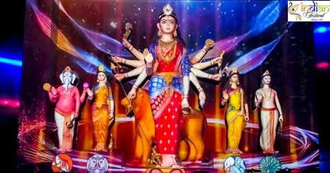 Naktala Udayan Sangha Durga Puja 2017