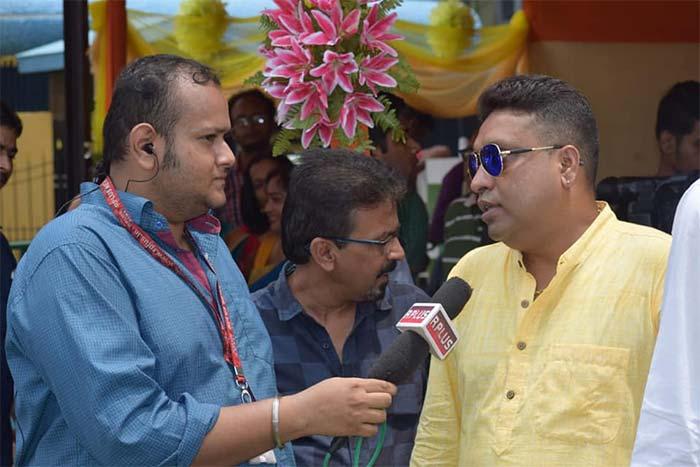 Netaji Sporting Club Lake Town Durga Puja 2018