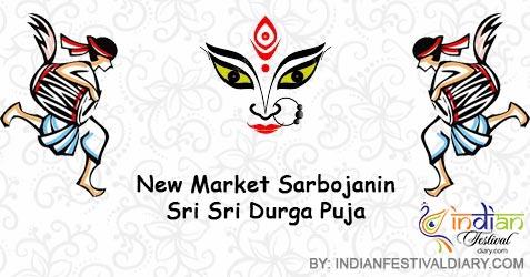 New Market Sarbojanin Sri Sri Durga Puja 2019