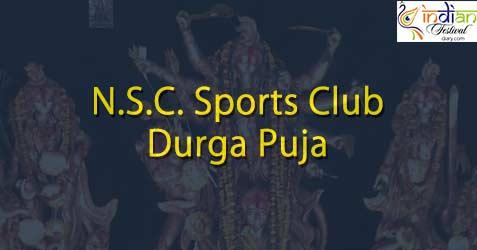 N.S.C. Sports Club Durga Puja 2018