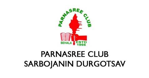 Parnasree Club Sarbojanin Durgotsav 2019