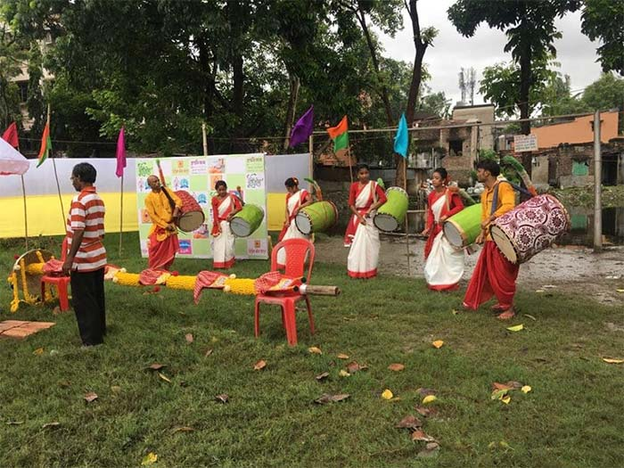 Pragati Sangha Durgotsab Committee 2018