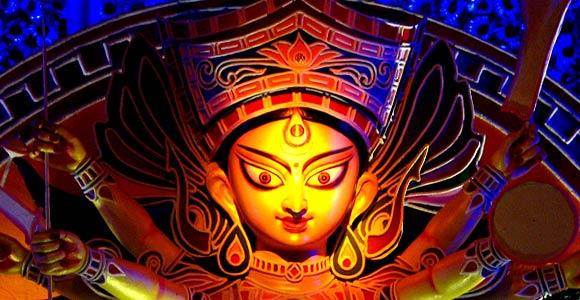Regional Names of Durga Puja