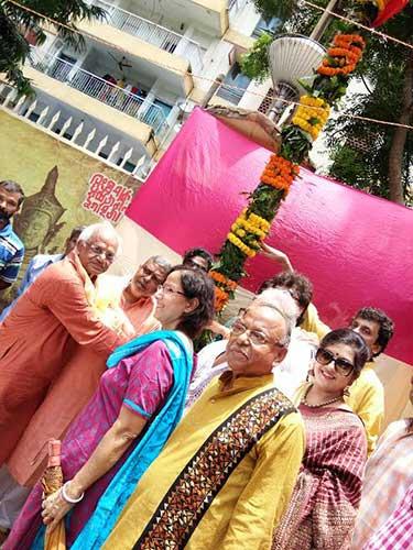 Singhi Park Sarbojanin Durga Puja Committee 2017