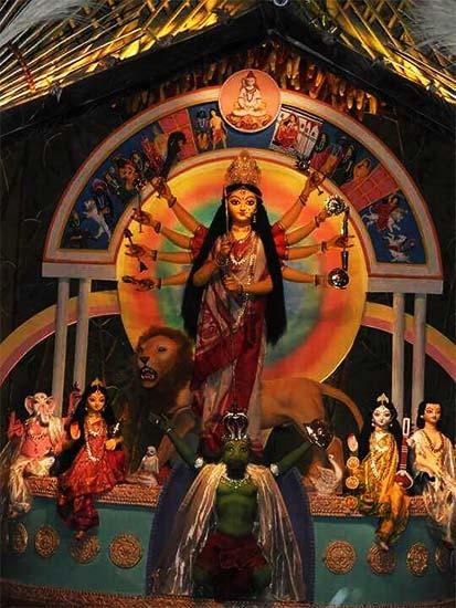 New Alipore Suruchi Sangha Durga Puja 2017