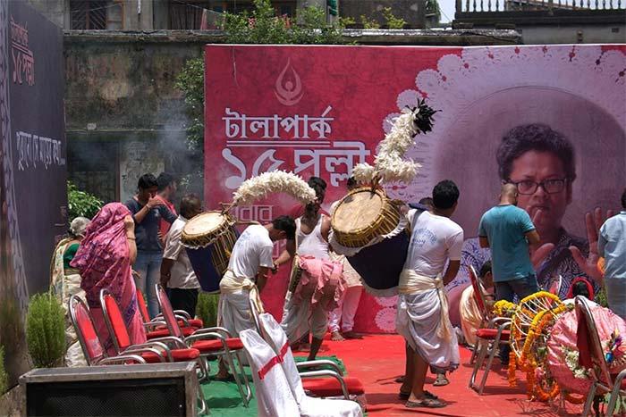 Tala Park 15 Pally Durga Puja 2018