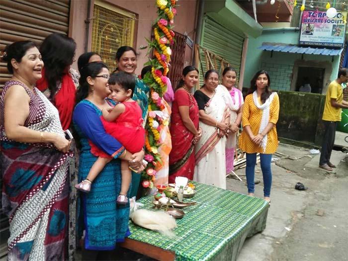 Torpedo Welfare Society Durga Puja 2017