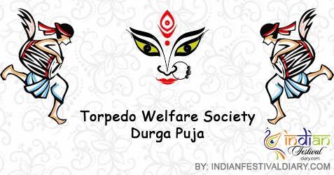 torpedo welfare society durga puja images 2019
