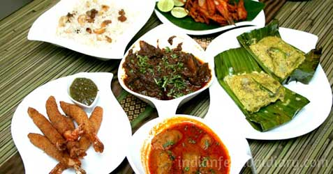 durga puja traditional recipes