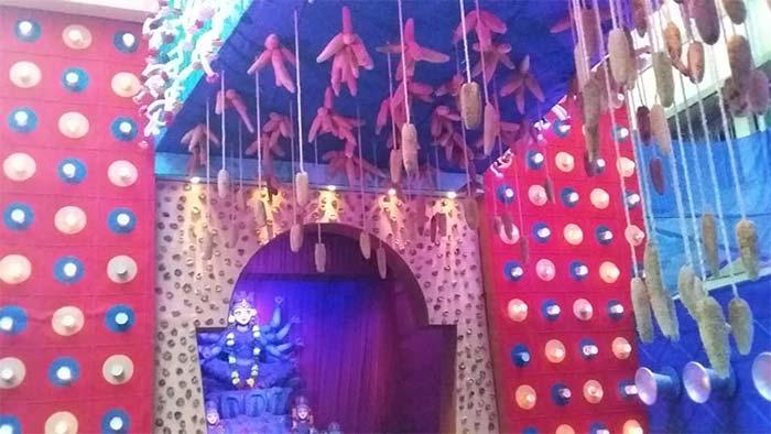 Ultadanga Jagarani Sangha Durga Puja 2018