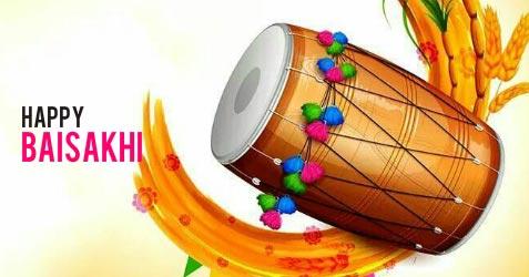 Baisakhi / Vaisakhi festival greetings 2021