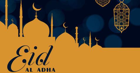 Bakra Eid (Eid al-Adha) festival greetings 2021
