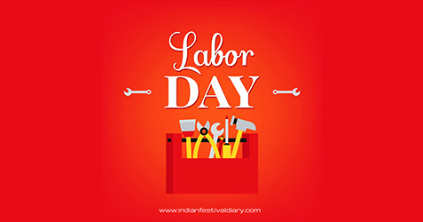 Labour Day festival greetings 2021
