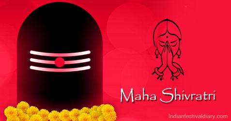 Maha Shivratri festival greetings 2021