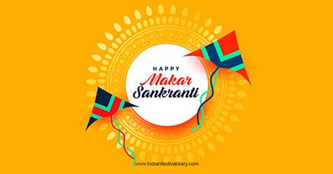Makar Sankranti festival greetings 2021