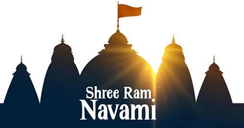 Ram Navami festival greetings 2021